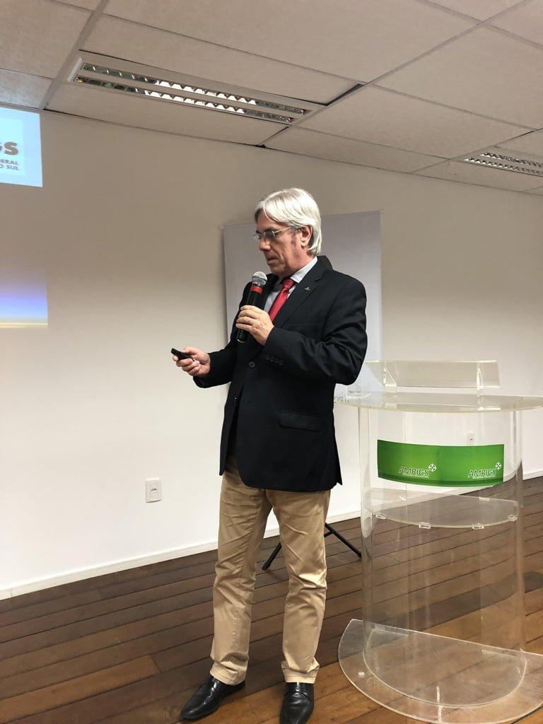 Dr. José Geraldo Ramos