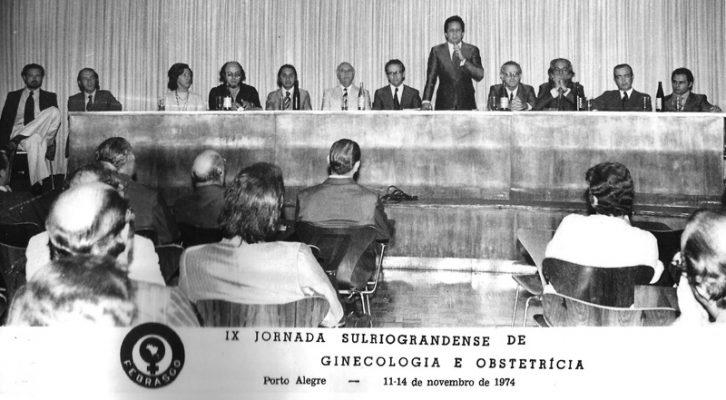 Sessão de Abertura da IX Jornada Sulriograndense de Ginecologia e Obstetrícia